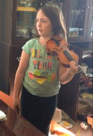 Agatha Violin